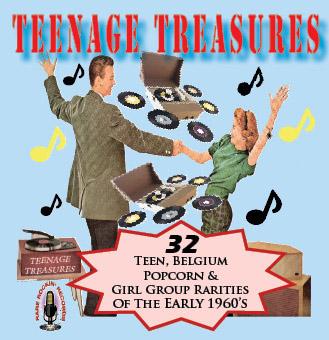 Teenage Treasures