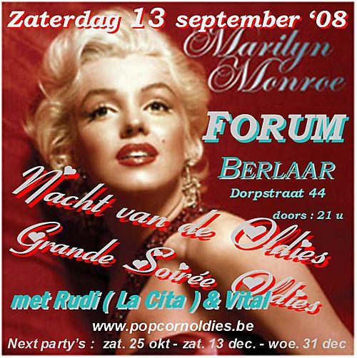 Forum 13 sept 08