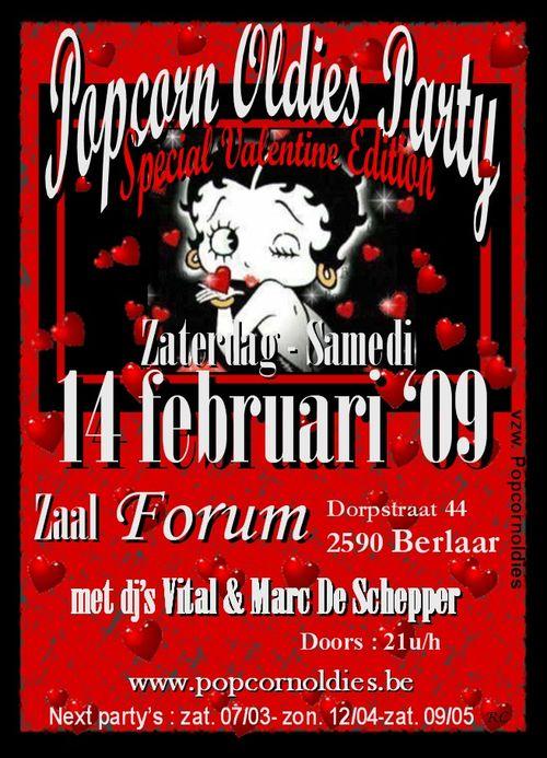 Forum 14 febr 09 Valentijnparty
