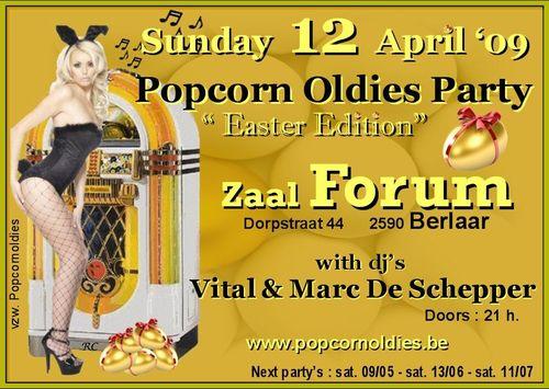 Forum 12 april 09