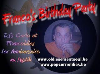 Mystik 19 april 09 - Birthday Franco - kopie