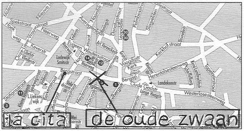 Routeplanner Oude Zwaan 2