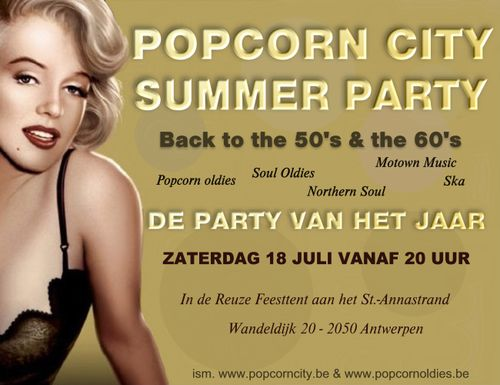 Summer party 2009 affiche ok