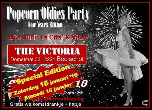 Victoria 16 jan '10