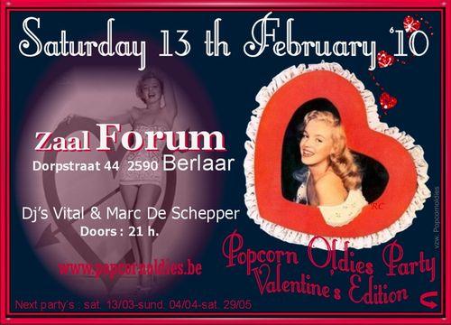 Forum 13 february '10