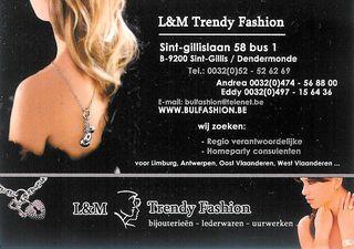 L & M trendy fashion voorkant