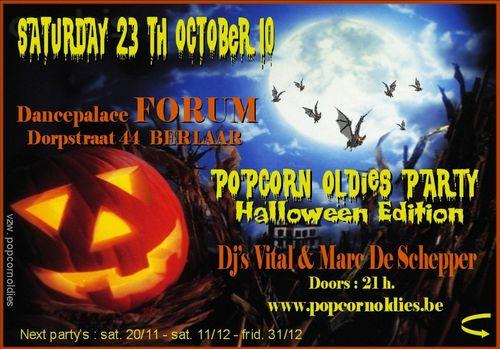 Forum 23 oktober 10 afiche