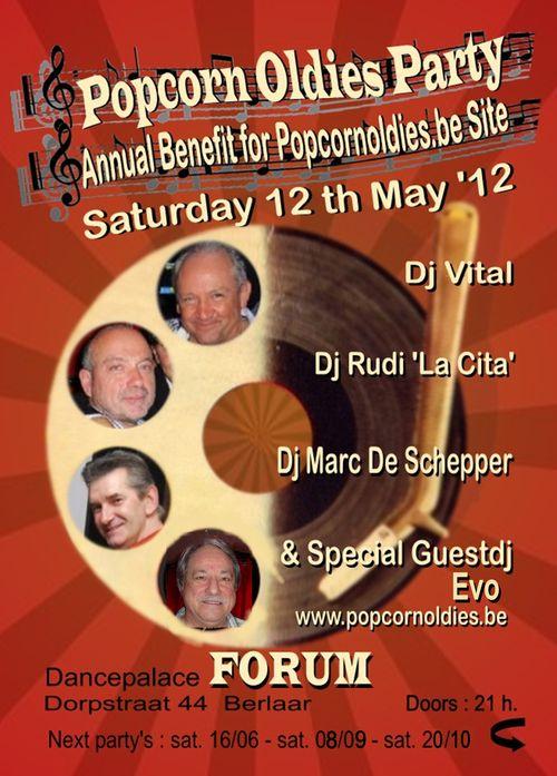 Forum 12 mei '12 & Evo