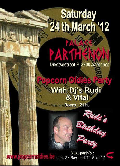 Parthenon 24 maart 2012 - Rudi